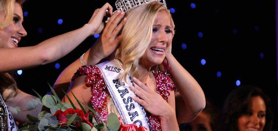 Maddison Miss Massachusetts Teen USA 201