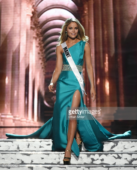 Miss Maine USA 2016, Marisa