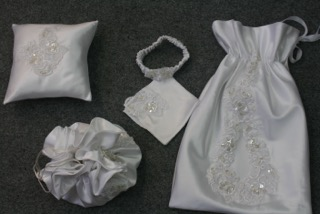 Custom Bridal Pieces