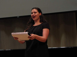 Recital at the inaugural New Music Gathering - San Francisco Conservatory of Music - Photographed by