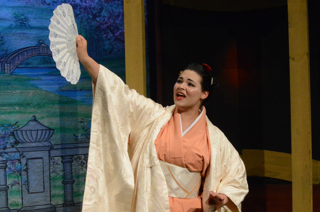 Yum-Yum (Hillary LaBonte) - Loudoun Lyric Opera's The Mikado - Photographed by Jim Poston
