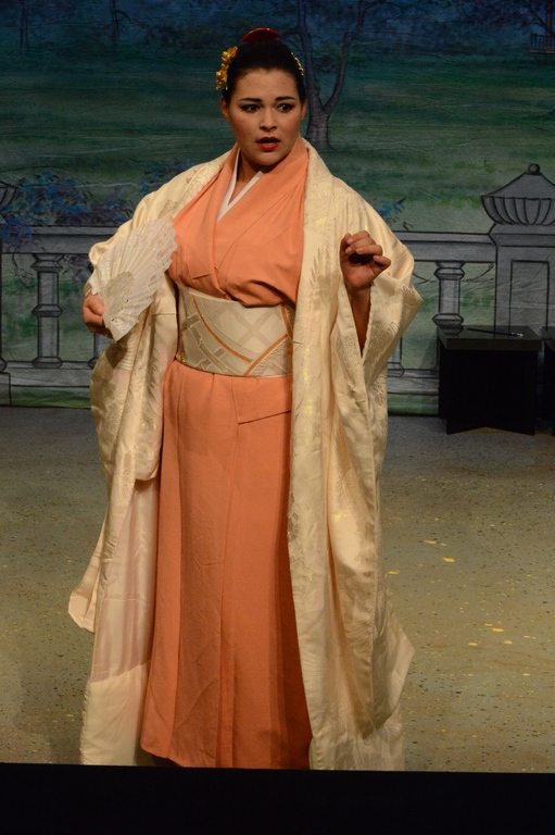 3 Yum-Yum (Hillary LaBonte) - Loudoun Lyric Opera's The Mikado - Photographed by Jim Poston
