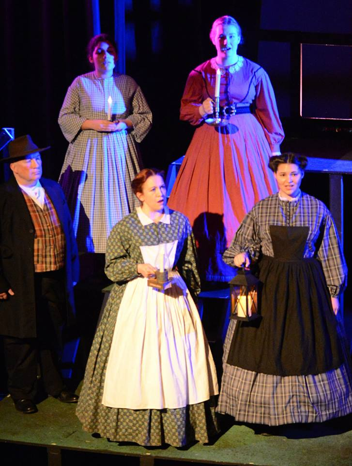 As Jenny in Loudoun Lyric Opera's Norton_ A Civil War Opera