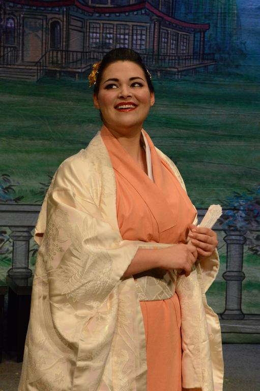 2 Yum-Yum (Hillary LaBonte) - Loudoun Lyric Opera's The Mikado - Photographed by Jim Poston
