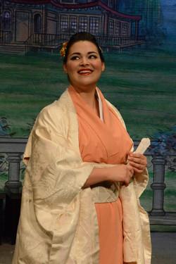 2 Yum-Yum (Hillary LaBonte) - Loudoun Lyric Opera's The Mikado - Photographed by Jim Poston