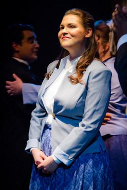 As Mrs. Anderssen in Spotlighters Theatre's A Little Night Music - Photographed by Ken Stanek