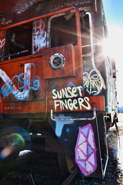 Sunset Fingers