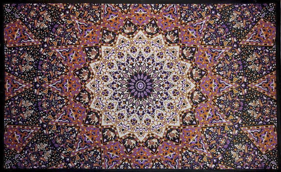 Mystic Glow Tapestry