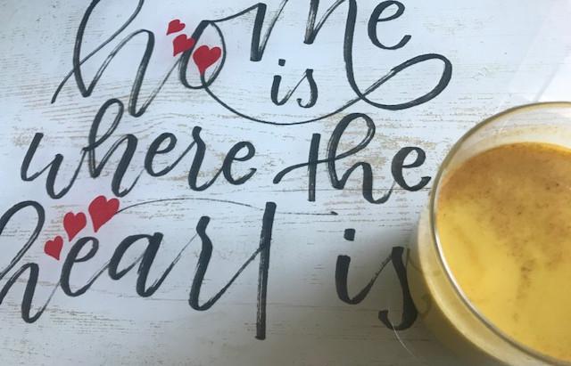 Healing Golden Chai Mix & Latte Recipe