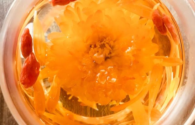 Calendula-Goji Berry Tea