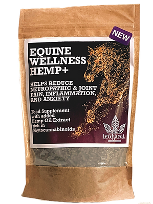 CBD Horse Pellets help to reduce Joint Pain Inflamation and anxiety