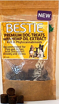 Dogs Treats with CBD
