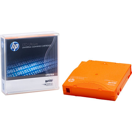 HP Ultrium Universal Cleaning Cartridge for LTO Ultrium