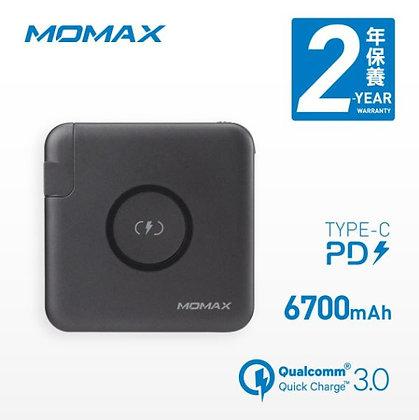 Momax Q.Power Plug 無線便攜快速充電器 (MFi版本) (IP93MFI)