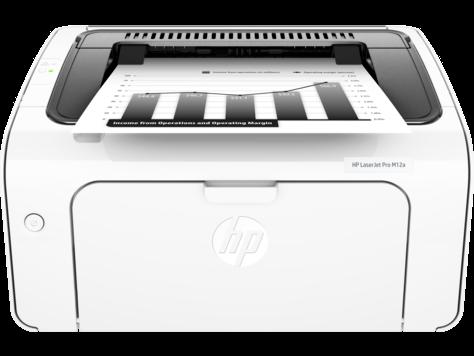 HP LaserJet Pro M12a 個人黑白鐳射打印機
