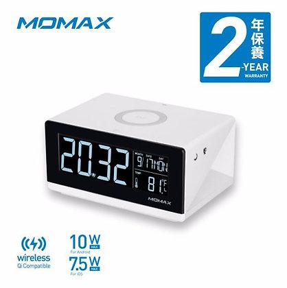 Momax Q Clock 無線充電子鬧鐘