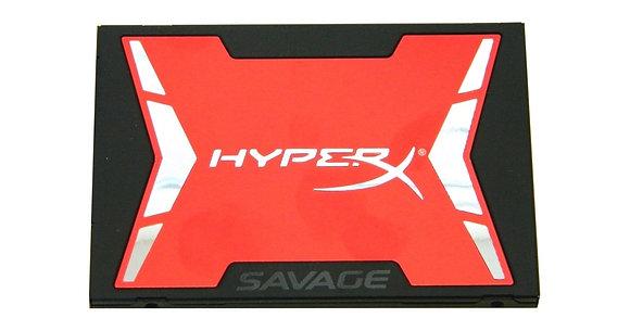 Kingston SSDNow Hyper X Savage Series 240GB 固態硬碟