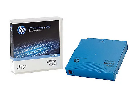 HP Ultrium LTO 5 1.5TB/3.0TB Data Cartridge