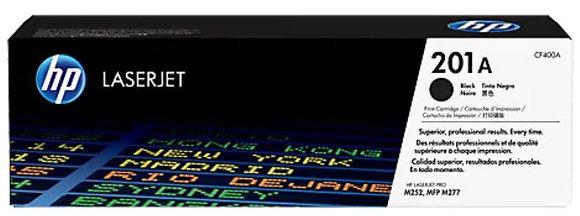 HP 201A 黑色原廠 LaserJet 碳粉盒 (CF400A)