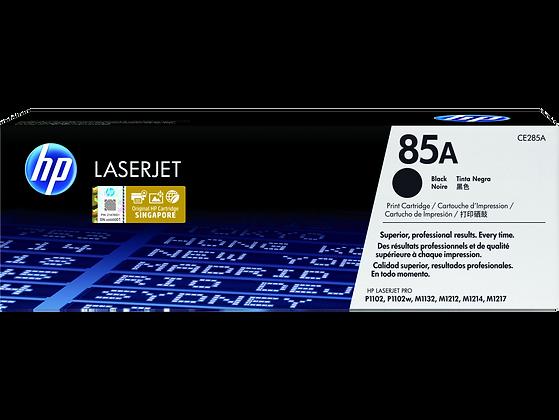 HP 85A 黑色原廠 LaserJet 碳粉盒 (CE285A)
