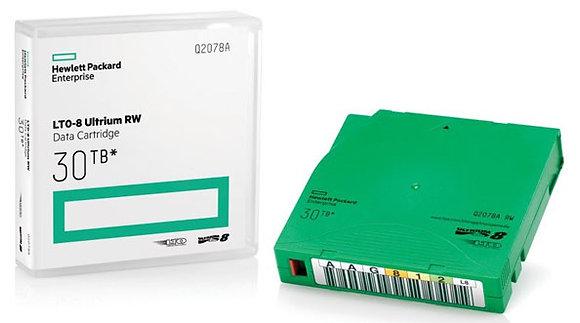 HP Ultrium LTO 8 12TB/30TB Data Cartridge