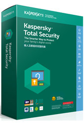 Kaspersky Total Security 三年期盒裝版 [家用版]