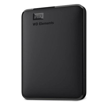 "Western Digital Elements Portable USB3.0 2.5"" 可攜式硬碟"