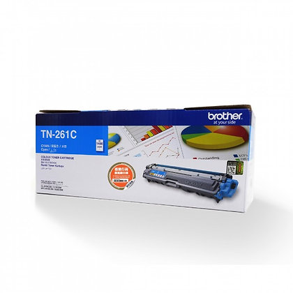Brother TN-261C Cyan Toner Cartridge
