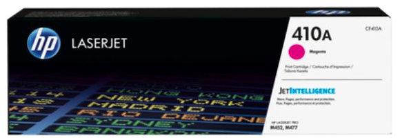 HP 410A 洋紅原廠 LaserJet 碳粉盒 (CF413A)