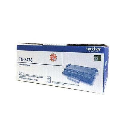 Brother TN-3478 Black Toner Cartridge
