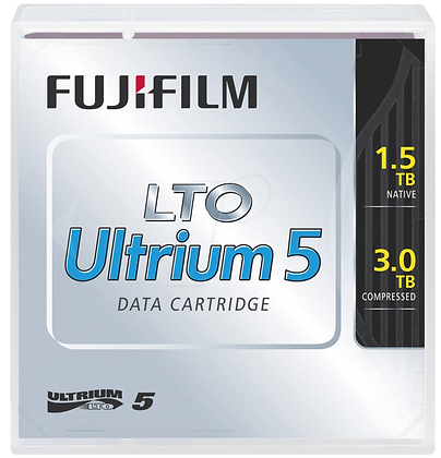 Fujifilm LTO Ultrium 5 Data Cartridge (1.5/3.0 TB)