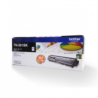 Brother TN-261BK Black Toner Cartridge