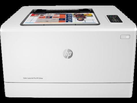 HP Color LaserJet Pro M154nw 個人彩色鐳射印表機