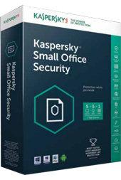 Kaspersky Small Office Security 兩年期盒裝版 [企業用]