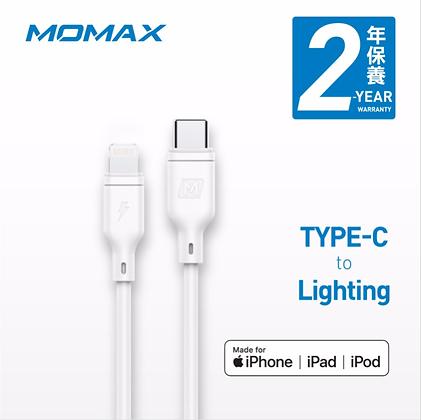 Momax Zero Lightning 至 Type-C 連接線