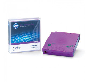 HP Ultrium LTO 6 2.5TB/6.25TB Data Cartridge