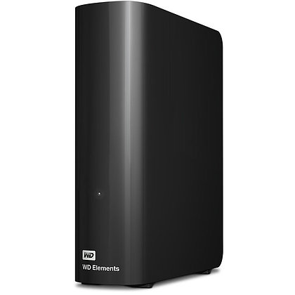 "Western Digital Elements Desktop USB3.0 3.5"" 外置硬碟"