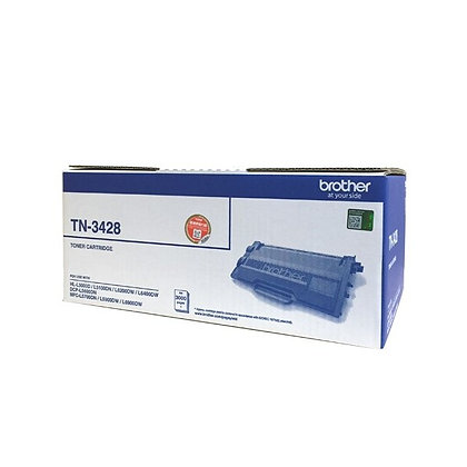 Brother TN-3428 Black Toner Cartridge