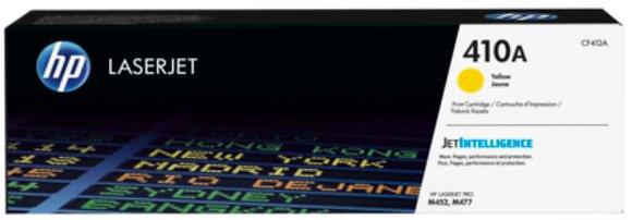 HP 410A 黃色原廠 LaserJet 碳粉盒 (CF412A)