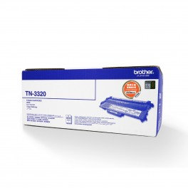 Brother TN-3320 Black Toner Cartridge