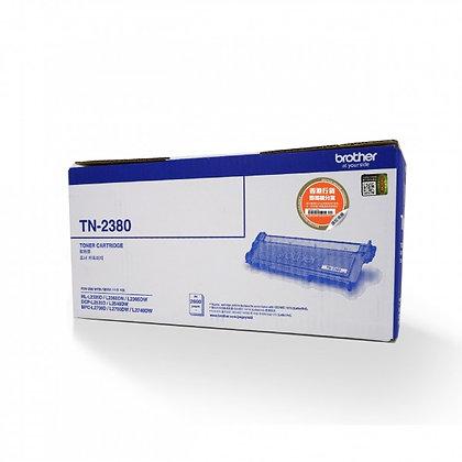 Brother TN-2380 Black High Yield Toner Cartridge