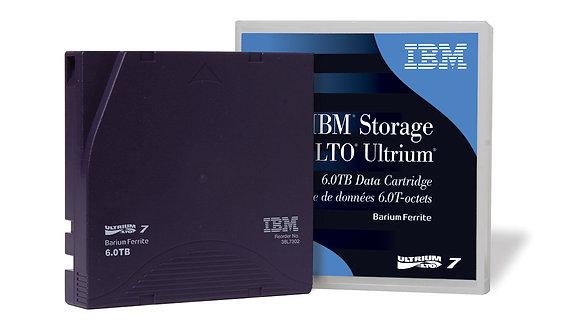 IBM Ultrium LTO 7 6TB/15TB Data Cartridge