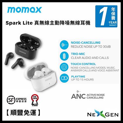 Momax Spark Lite 真無線主動降噪無線耳機 (BT8)