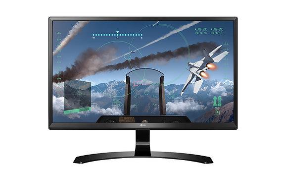LG 24UD58-B 24 吋 4K 超高清顯示器
