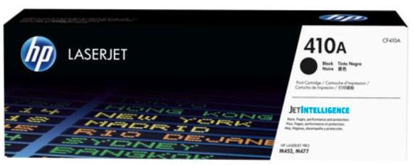 HP 410A 黑色原廠 LaserJet 碳粉盒 (CF410A)