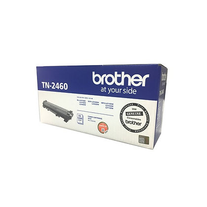 Brother TN-2460 Black Toner Cartridge