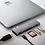 Thumbnail: Momax One Link 7合1 雙USB-C 擴充器 (DH12)