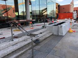 Living City Building Handrails