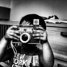 My Little Photographer😍 #benjamin #baby
