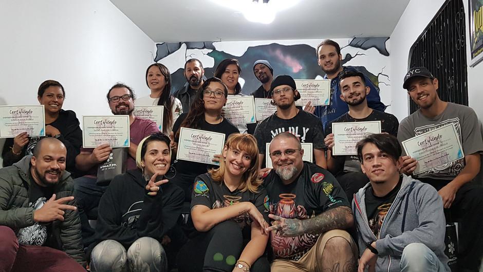 Workshop de Aquarela - Maio/2019